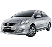 All New Vios G AT