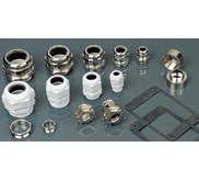 Cable fitting and accessories
