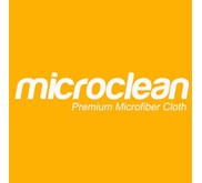 Premium Kain Microfiber Cloth Sze 40x40 Merek Microclean Indonesia GREEN COLOR SKU 78175