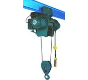 Electric Wirerope Hoist Hitachi