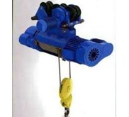 ELECTRIC WIRE ROPE HOIST CD/MD
