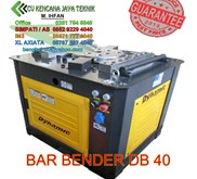 Bar Bender DB40