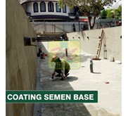 JASA APLIKASI WATERPROOFING COATING SEMENT BASE