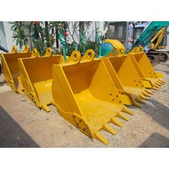 New Bucket for Excavator