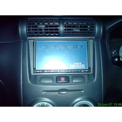 TV mobil Double Din