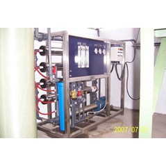 Water Purifier (Mobile Drinking Unit)
