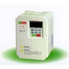 High Frequency Inverter : function, Multi-communication RS-485 interface, Low noise operation, Accel./ Decel. Time ( 0.1 ~ 6500 sec) adjustable.