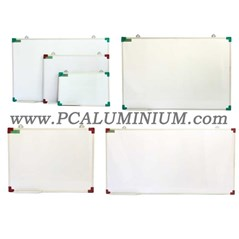Whiteboard / Papan Tulis putih