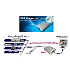 VGA Converter from TV to VGA