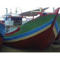 Kapal Ikan ( SOLD OUT! )