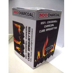 INDO CHARCOAL - Coconut Charcoal