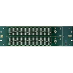 LA Audio EQ 231-G Dual 31-Band Graphic Equalizer ( Second Hand Kondisi 97% )
