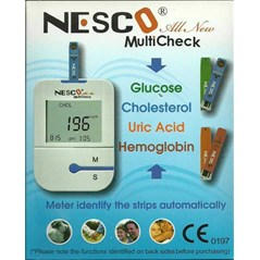 NESCO All New Multicheck 3 in 1 ( GCH)