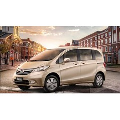 NEW HONDA FREED Total Dp.59jtan hanya atau bunga 3, 88%