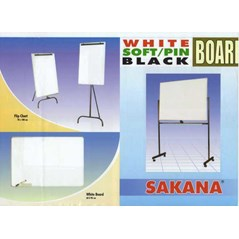 PAPAN TULIS WHITE BOARD MAGNET