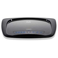Linksys Wireless-N Home Router WRT120N