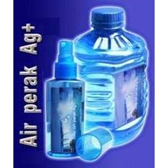 AIR PERAK - IONIC SILVER WATER - COLLOIDAL SILVER WATER