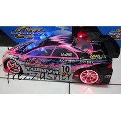 Car RC 4WD skala 1 : 10 Mazda