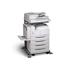 -	 Mesin Fotocopy Digital Xerox Document Centre 400