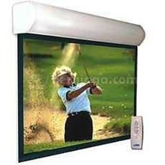 Layar Projector Motorized Screen