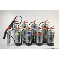 Alat Pemadam Api Optimax | Stainless Steel Fire Extinguishers