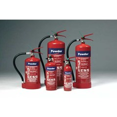 Alat Pemadam Api Optimax | Powder Fire Extinguishers