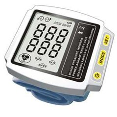 Wrist Blood Pressure Monitor BPM822E
