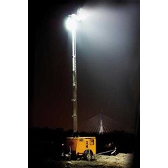 Rental Lighting Tower