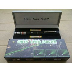 Green Laser Pointer High Quality TRANS MEDIA MAKMUR Adventure