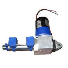 Motor with Actuator