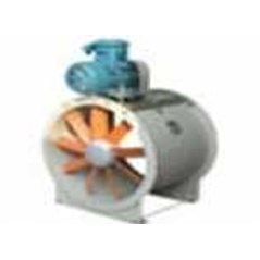PP axial pulley blower IP 44 class B