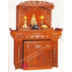 FURNITURE JATI ALTAR CHINA FK 010