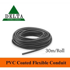 FLEXIBLE CONDUIT PVC COATED MEREK DELTA
