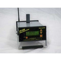 AIRBORNE PARTICULATE MONITOR AA-3500