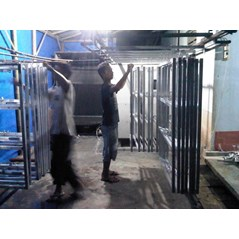 POWDER COATING FURNITURE