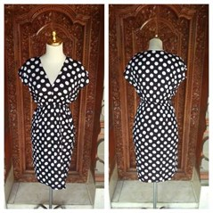 Dress Manohara Pendek