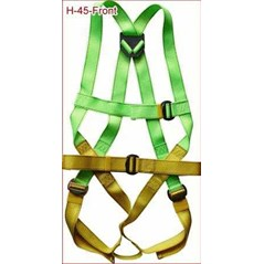 Full Body Harness completed set H-45