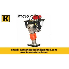 Tamping Rammer MT-76D, Tamping Rammer Mikasa MT-76D, Mikasa Tamping Rammer MT-76D