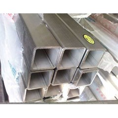 SEAMLESS STAINLESS STEEL SQUAR TUBE