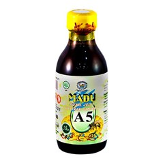 MADU ROYAL JELLY EKSTRAK GINSENG ( A5)