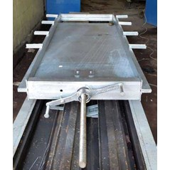 PINTU AIR HOTDIP GALVANIZED