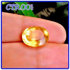NATURAL CITRINE QUQRTZ