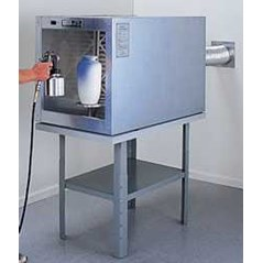 Mini Spray Booth, Portable Oven Spray Booth