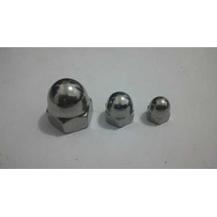Cap Nut ( Mur Topi) Stainless Steel A2 304