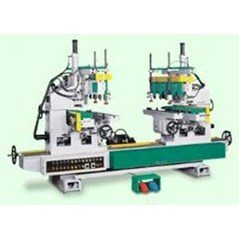 Vertical Horizontal Wood Boring Machine