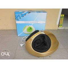 ALAT PIJAT REFLEKSI KAKI (3D Infrared Heating Foot Massager)