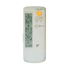 DAIKIN BRC4C61 INFRA RED WIRELESS REMOTE