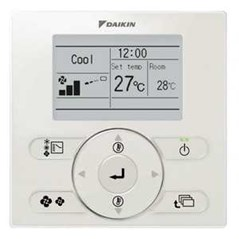 DAIKIN BRC2E52 WIRED SIMPLIFIED REMOTE