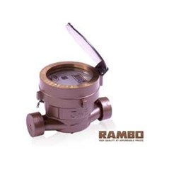 Rambo - Water Meter Single Jet Rambo 15 (1/2 inch)