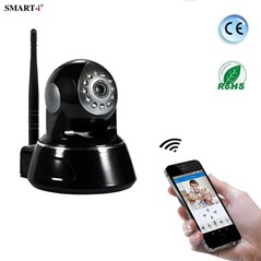 Kamera CCTV IP Wireless Tanpa NVR/DVR